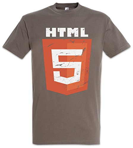 """Urban Backwoods HTML 5 """"J"""" T-Shirt - Silicon TV Series Valley..."""
