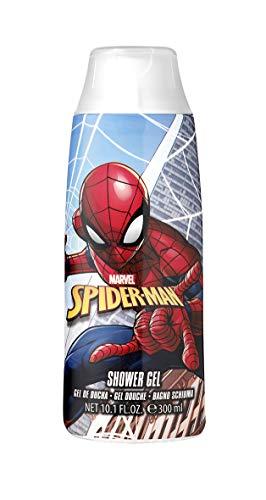MARVEL SPIDERMAN Gel Douche 300 ml - Lot de 3