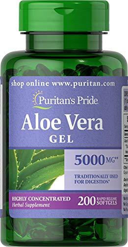 Aloe Vera marca Puritan´s Pride