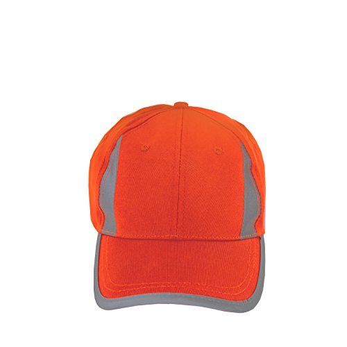 JORESTECH Safety Cap Reflective High Visibility Orange Unisex CAP-01