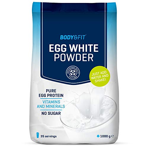 Body & Fit Protein Pulver Eiweisspulver Eiklar - 1 kg