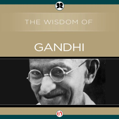 Wisdom of Gandhi cover art