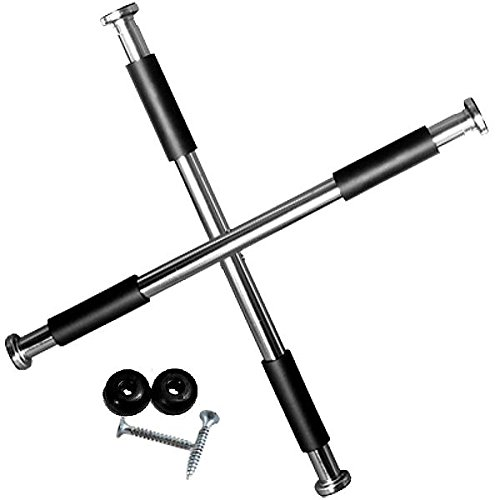 Door Doorway Gym Exercise Bar Pull-up Chin-up Push-up