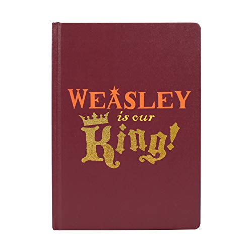 Quaderno A5 di Harry Potter - Ron Weasley (Weasley è il nostro re!)