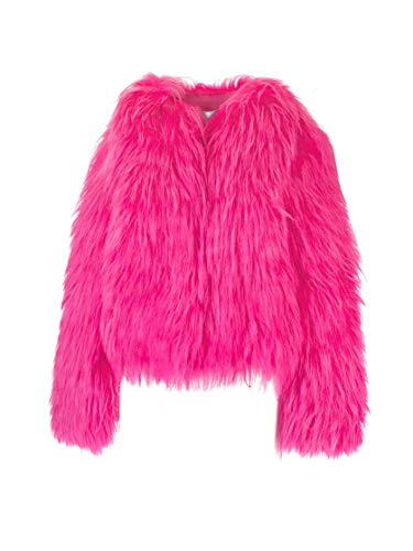 Prada Luxury Fashion Damen 1655511UW2F0T08 Rosa Wolle Mantel | Herbst Winter 19