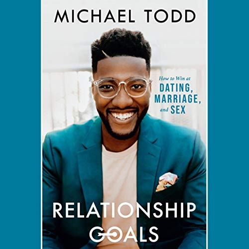 Relationship Goals audiobook cover art