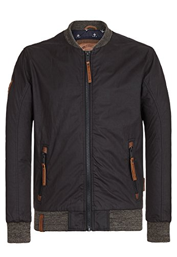 Naketano Herren Jacke Fucker On Tour Jacket