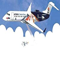 Daron LP6821S CRJ200 Delta Skywest - Olympics