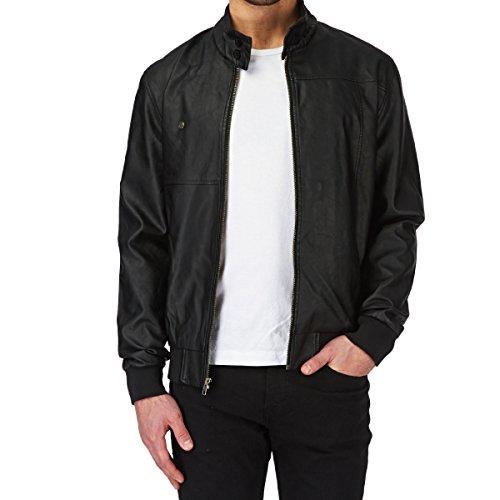 Volcom - Hoxton Jacket, Giacca da uomo,  manica lunga, Nero(Noir (Black Combo)), X-Small