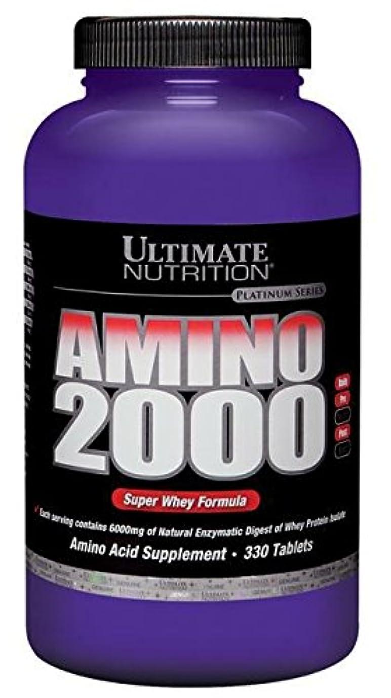 応用同意する原子Amino 2000(アミノ2000) 330タブレット