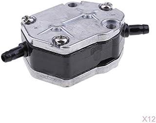 YAMASCO Motor fueraborda 6L5-14301-03 00 6L5-14301-01 02 para Yamaha Outboard 3HP 3 Malta Motor Motor de 2 Tiempos