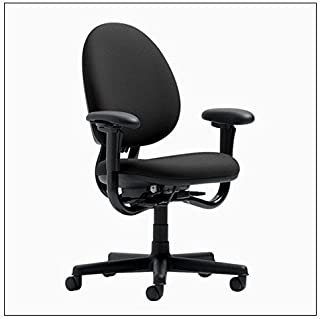 Steelcase Criterion High-Back Work Chair by Steelcase, Color = Red