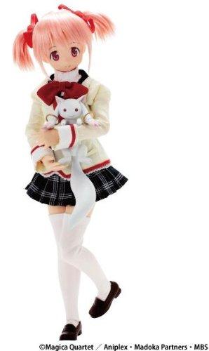 ピュアニーモキャラクターシリーズ No.049 魔法少女まどか☆マギカ 鹿目まどか 制服Ver. PND049-MDK