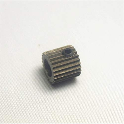 Printer Accessories 1pc for zortrax M200 3D Printer Spare Parts/Accessories Extruder Drive Gear Feed Gear 3D Printer Parts