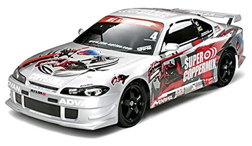 Tamiya 300051258 - Karosserie Satz Nismo Coppermix Silvia Drift