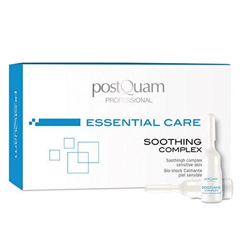 POSTQUAM - Bio-shock calmante (12 ampollas x 3 ml.) - Tratamiento calmante para...