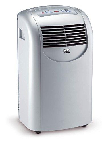 Remko MKT 251S Climatiseur pour pièce de 80 m puissance de refroidissement 2,6 kW Argent
