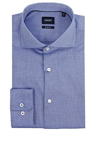 Joop! Herren Hemd Panko Blau 38
