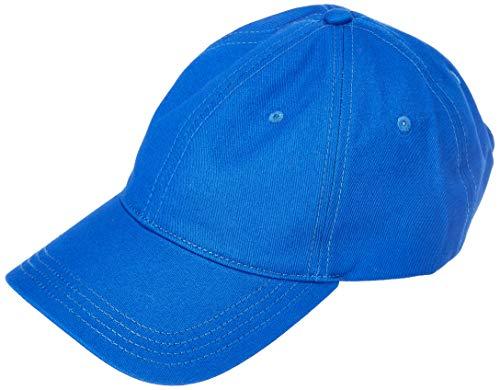 Lacoste RK4709 Gorra de béisbol, Lazuli, Talla única para Hombre
