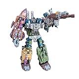 NOLO Trasformazione Azione Figure Giocattolo Bruticus Chariot Movie Modello 43 cm deformazione Auto Robot onsslaught rissa Brawl Blast Swindle