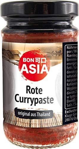 Bonasia Pasta de Curry, Rojo 114 gr