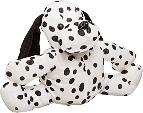 Abilitations Teacher's Pet Weighted Lap Dog, Dot, 3-1/2 Pounds - 1267921