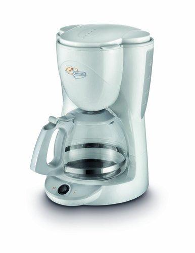 Delonghi ICM2 1000-Watt 10-Cup Drip Coffee Maker (White)