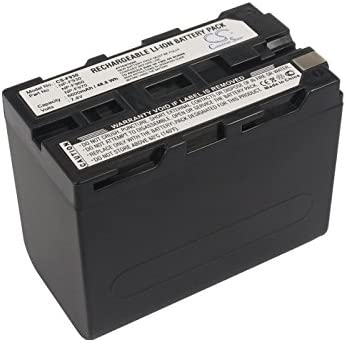 Replacement Battery for Sony Direct sale of manufacturer CVX-V18NSP DCR-TR7 Louisville-Jefferson County Mall Nightshot Camers