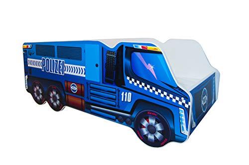 Unsere Empfehlung: Polizei LKW Bett 140 x 70 cm