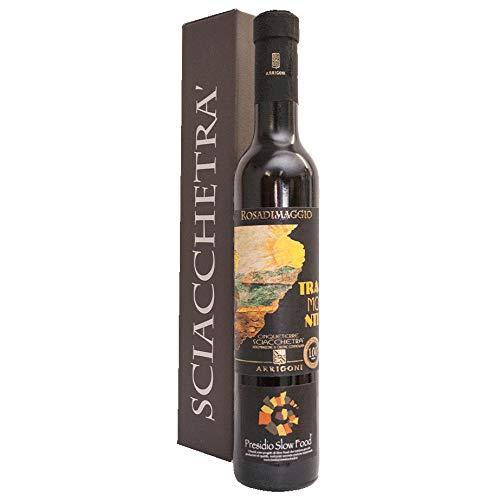 Sciacchetrà Riserva Cinque Terre DOC Rosadimaggio Vino Italiano (1 botella cl. 37,5 2012)