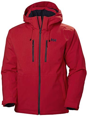 Helly-Hansen Men's Juniper 3.0 Jacket, 222 Alert Red, Small