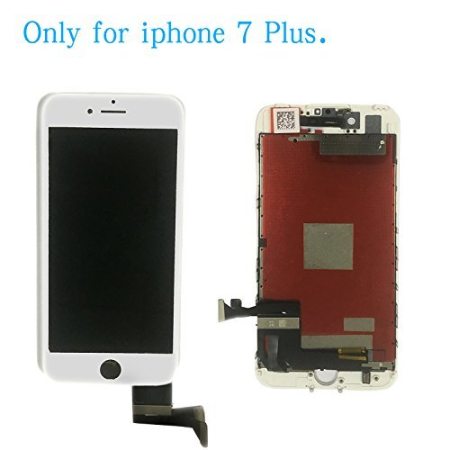 Repair and Replacement LCD Display & Touch Screen Digitizer Assembly for iPhone 7 Plus(5.5 inch) Rep - coolthings.us