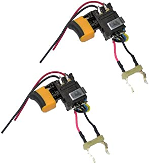 Ryobi P211/P201 Drill (2 Pack) Replacement Switch Assy # 270023115-2pk