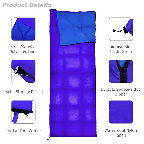 Geertop Ultralight Camping Sleeping Bag