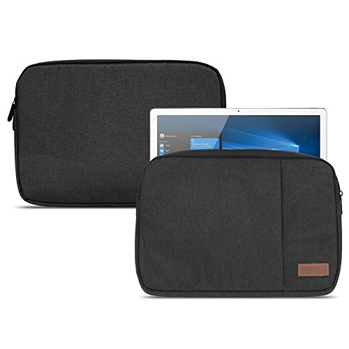 NAUC HANNSpree HANNSPad Poseidon 11,6 Notebook Schutz Hülle Tasche Cover Hülle Schwarz Tablet