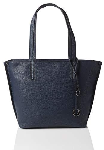 Gabor Shopper Damen Cosima, Blau (Blau), 13x30x38 cm, Gabor Tasche Damen