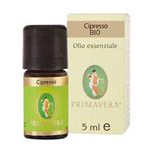 Flora Olio Essenziale di Cipresso Bio Codex, Aroma Naturale per Alimenti - 5 ml