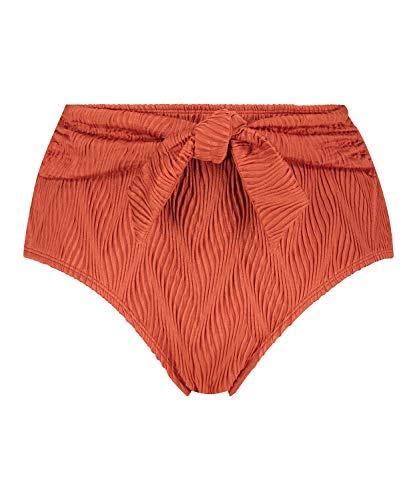HUNKEMÖLLER Hohes Bikinihöschen Galibi I AM Danielle Orange M