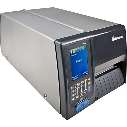 Intermec Industrial Printers PM43A01000000201 PM43 Mid-Range Direct Thermal-Thermal Transfer Industrial Printer