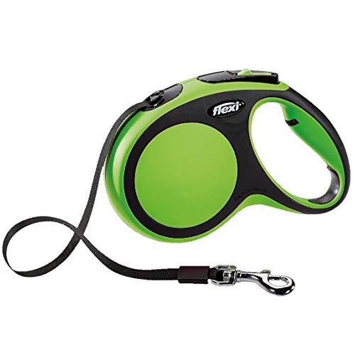 flexi New Comfort M Gurt 5 m grün für Hunde bis 25 kg