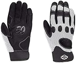 Women's Reveaux Mesh Gloves, Black