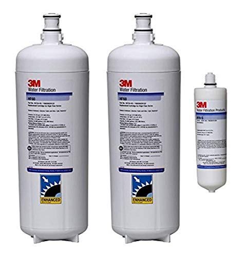 3M Commercial Water Filtration Replacement CARTPAK DP260, 5613814