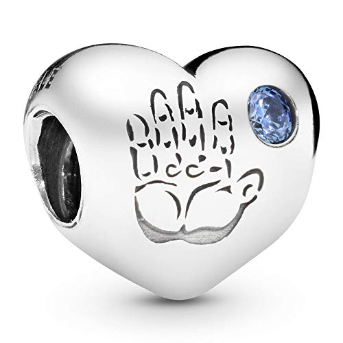 Pandora Moments Handabdruck Baby Junge Charm Sterling Silber 791281CZB
