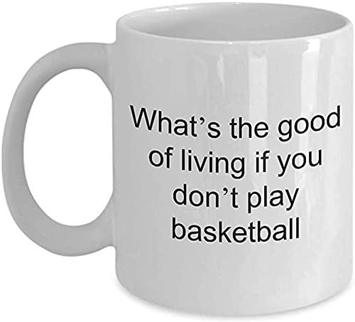 Keyboard cover Regalo para el día de la madre, taza de jugador de baloncesto, taza de café, taza de té, ideas para atletas de malla