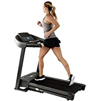 Sunny Health & Fitness T7643 Heavy Duty Walking Treadmill