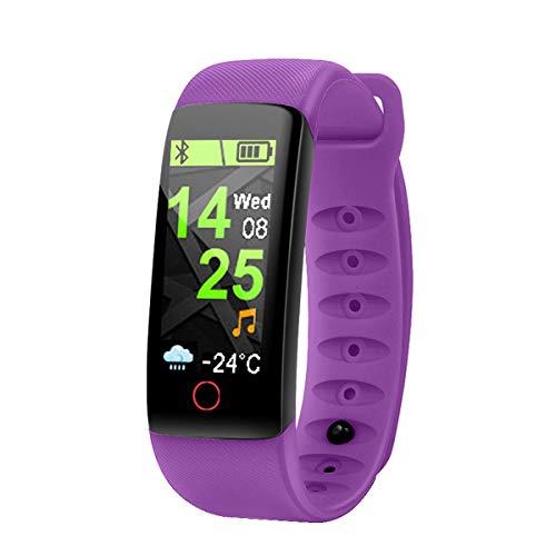 AFITNESS kleurenscherm, fitnesstracker, IP67, waterdichte activiteitstracker, smartwatches, hartslag- en slaapmonitor, calorieënteller, dunne stappenteller voor kinderen, vrouwen en mannen