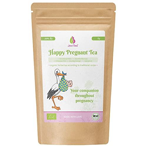 JoviTea® Gelukkig Zwanger The + Traditioneel recept + Zwangerschapsthee + geschikt tijdens zwangerschap + 100…