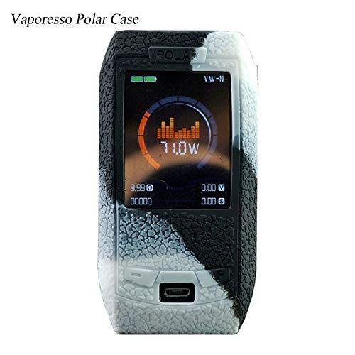 | Storage Bottles & Jars | Vaporesso Polar 220W Silicone Skin Cover silicone Rubber Case Sleeve Wrap Gel Mod Vape E Cig Vaporesso Polar 220W Box mod | by HUDITOOLS | 1 PCs