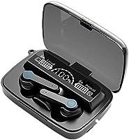 Écouteur Bluetooth sans Fil Oreillette Bluetooth 5.1 Sport Tactile avec Micro Intégré HiFi Stéréo Autonomie 100h...