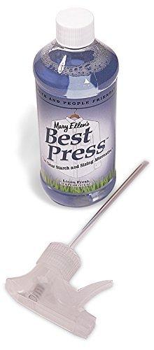 Best Press Ironing Spray 16oz Linen Fresh